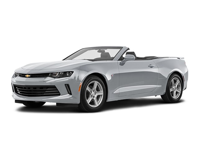 2017 Chevrolet Camaro 1LT Convertible Medford, OR