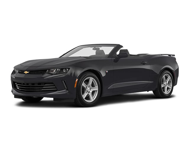 New 2017 Chevrolet Camaro 2LT Convertible near Boston