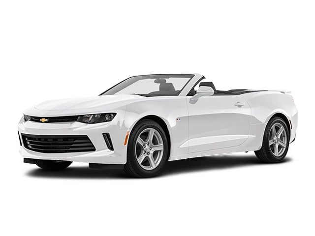 New 2017 Chevrolet Camaro 2LT Convertible for sale in the Boston MA area