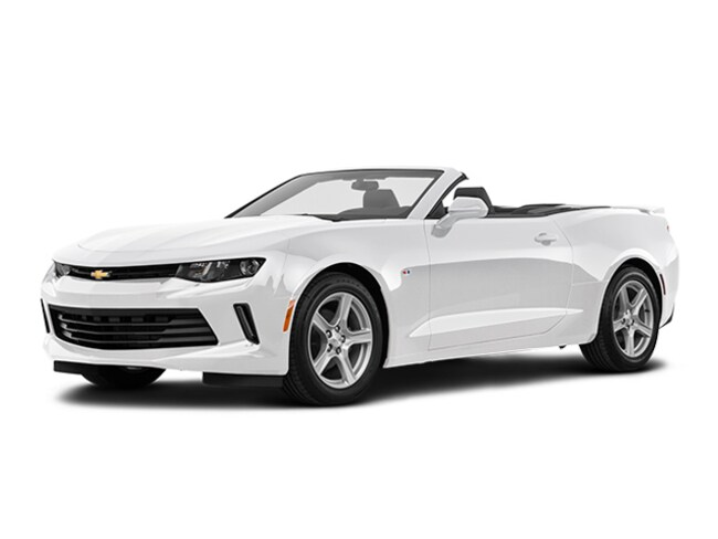 New 2017 Chevrolet Camaro 2LT Convertible near Boston, MA