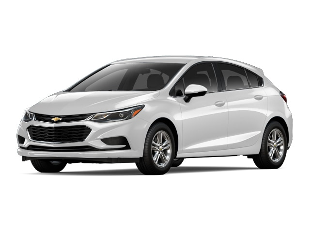 New 2017 Chevrolet Cruze LT Auto Hatchback for sale in the Boston MA area