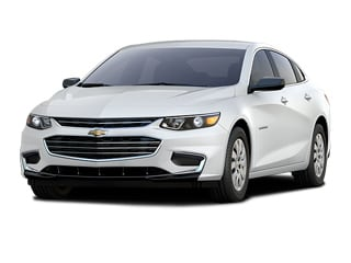 2017 Chevrolet Malibu Sedan Summit White
