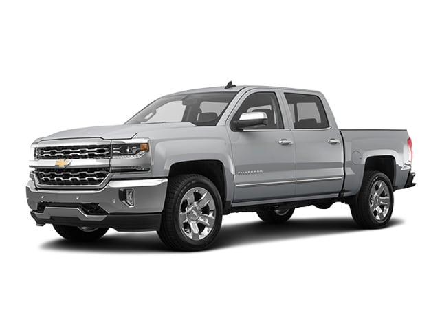 New 2017 Chevrolet Silverado 1500 For Sale Silver Ice