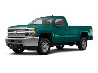2017 Chevrolet Silverado 2500HD Truck Woodland Green