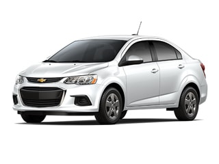 2017 Chevrolet Sonic Sedan Summit White