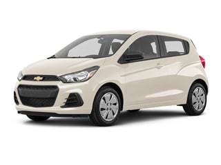2017 Chevrolet Spark Hatchback Toasted Marshmallow Metallic