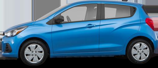 2017 Chevrolet Spark Hatchback LS CVT