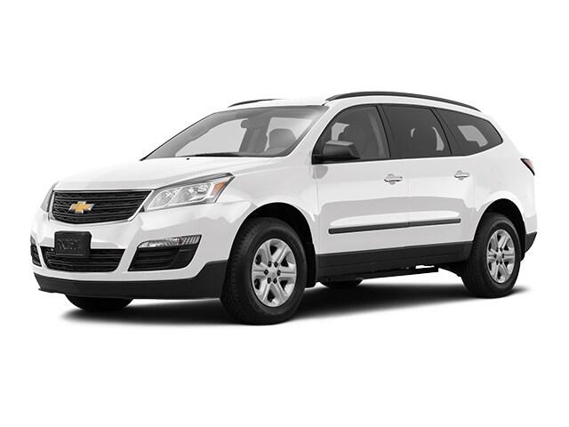 2017 Chevrolet Traverse SUV in Hoover | Chevrolet Showroom