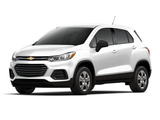 2017 Chevrolet Trax SUV Summit White