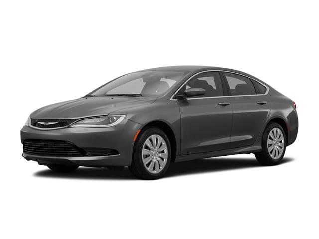 New 2017 Chrysler 200, $23705