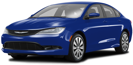 2015 Chrysler 200 Sedan