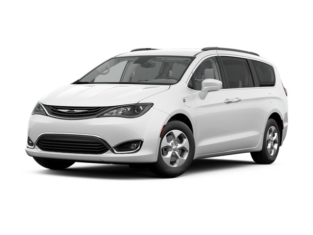 2017 Chrysler Pacifica Hybrid Van Vehicle Showroom Serving Wasilla And Kenai