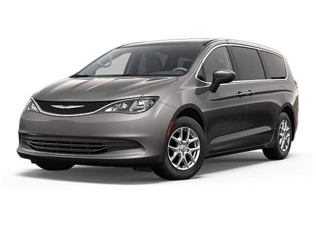 2017 Chrysler Pacifica Van Holland