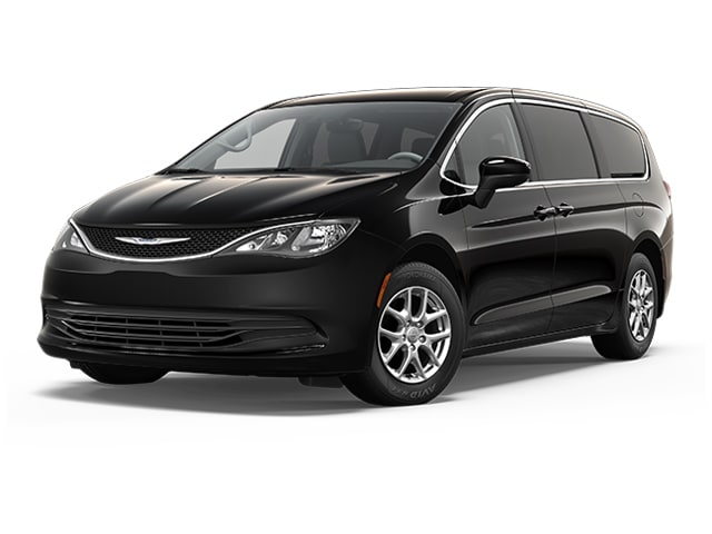 New 2017 Chrysler Pacifica PACIFICA LX Mini-van, Passenger near Minneapolis & St. Paul MN