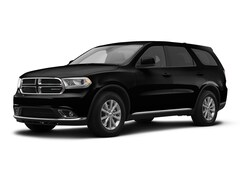 New 2017 Dodge Durango SXT SUV in Fitchburg, MA