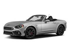 New 2017 FIAT 124 Spider Abarth Convertible Danvers