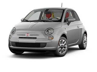 New 2017 FIAT 500 Pop Hatchback near San Francisco
