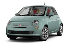 2017 FIAT 500 Pop Pop Hatch