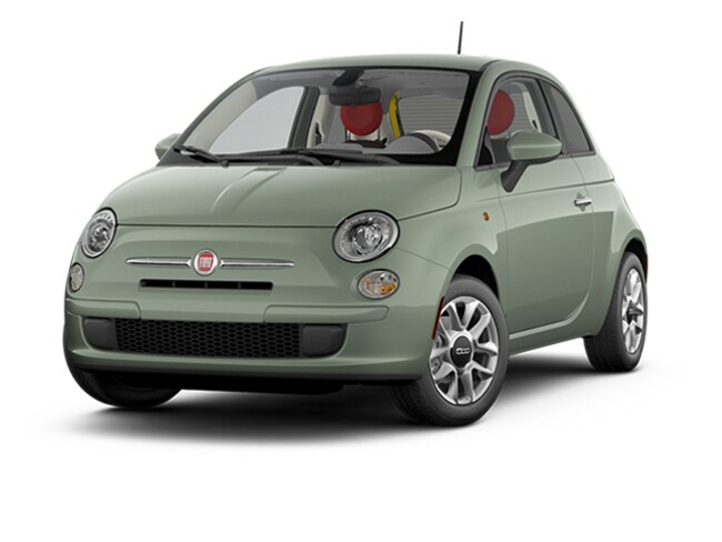 New 2017 FIAT 500 Pop Hatchback near San Diego