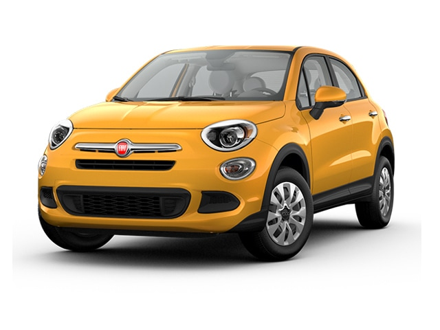 New 2017 fiat 500x suv in cookeville vehicle showroom for Fiat 500x exterior