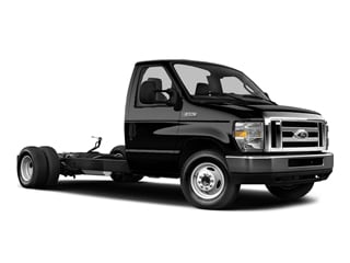 2017 Ford E-350 Cutaway Truck Shadow Black