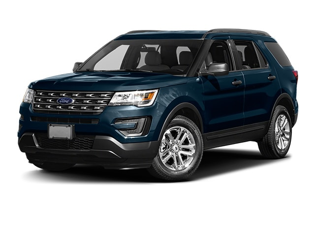 2017 Ford Explorer Suv Honolulu