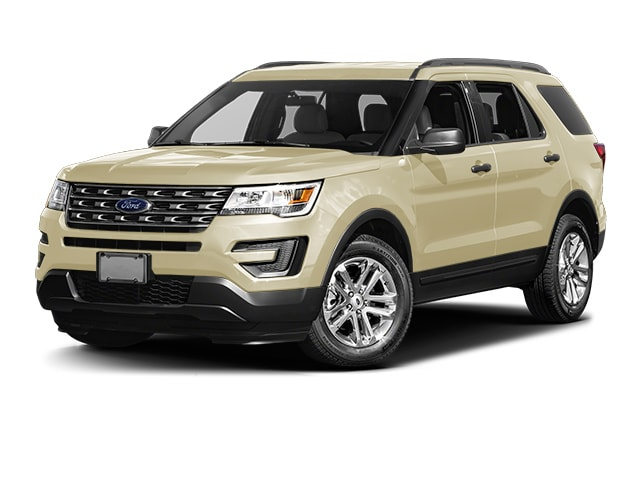 2017 Ford Explorer Suv Saint James