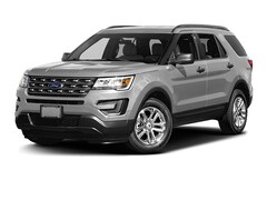 New 2017 Ford Explorer Base SUV for sale in Jackson, MS