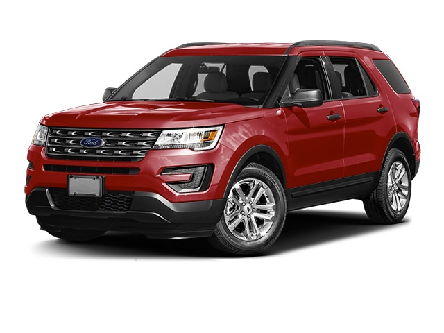 New 2017 Ford Explorer Base SUV for sale in Huntington Beach, CA at Huntington Beach Ford