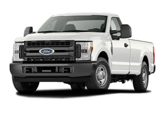 2017 Ford F-250 Truck White Platinum Metallic Tri