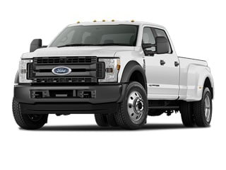 2017 Ford F-450 Truck White Platinum Metallic Tri