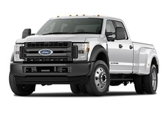 2017 Ford F-450 Truck Crew Cab