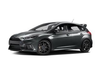 2017 Ford Focus RS Hatchback Stealth Gray