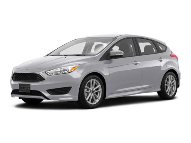 New 2017 Ford Focus SE Hatchback for sale in Woodstock GA