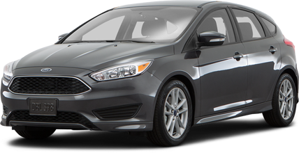 2016 Ford Focus Hatchback Automatic/Leather/Moonroof/Luxury Pkg