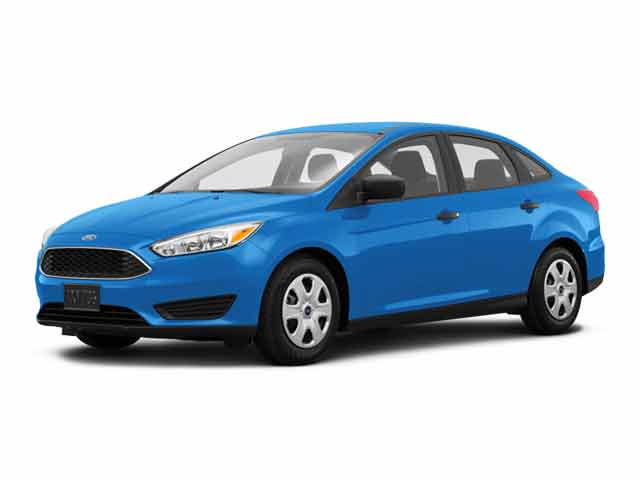 2020 Ford Focus Sedan Overview