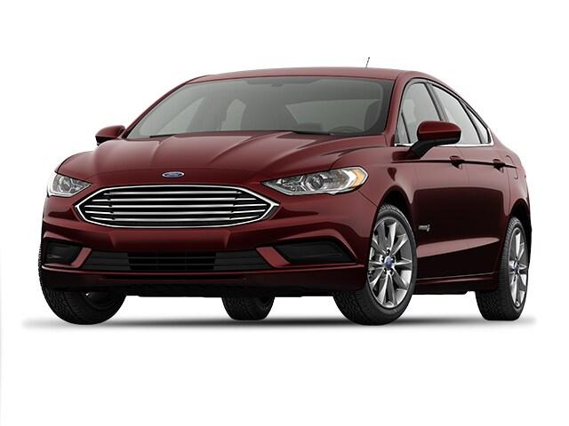 2017 Ford Fusion Hybrid Sedan | San Diego