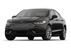 New 2017 Ford Fusion S S FWD San Mateo, California