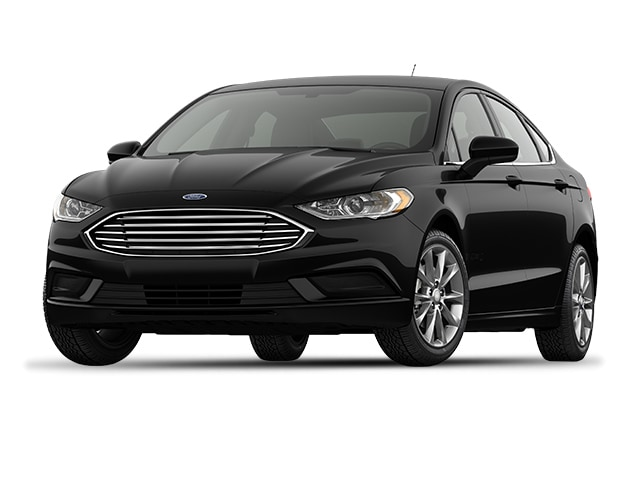 New 2017 Ford Fusion S Sedan for sale in Huntington Beach, CA at Huntington Beach Ford