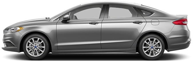 2017 Ford Fusion Sedan S