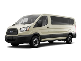 2017 Ford Transit-150 Wagon White Gold Metallic
