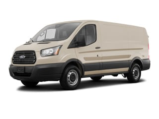 2017 Ford Transit-250 Van White Gold Metallic