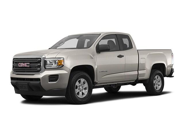 2017 Gmc Canyon Truck Vestal