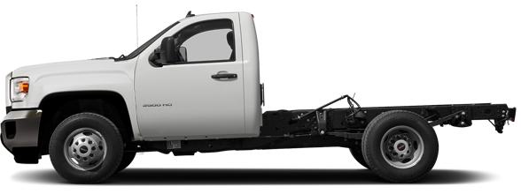 2017 GMC Sierra 3500HD Chassis Truck Base