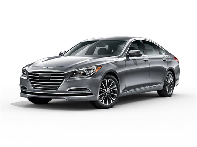 2017 Genesis G80 3.8 Ultimate Package Sedan