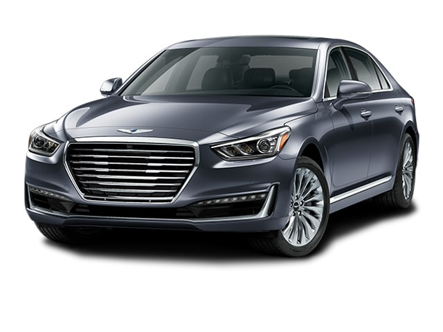2017 Genesis G90 5.0 Engines FOR Life 3 Years OIL Changes Sedan