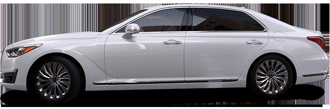 2017 Genesis G90 Sedan 5.0 Ultimate