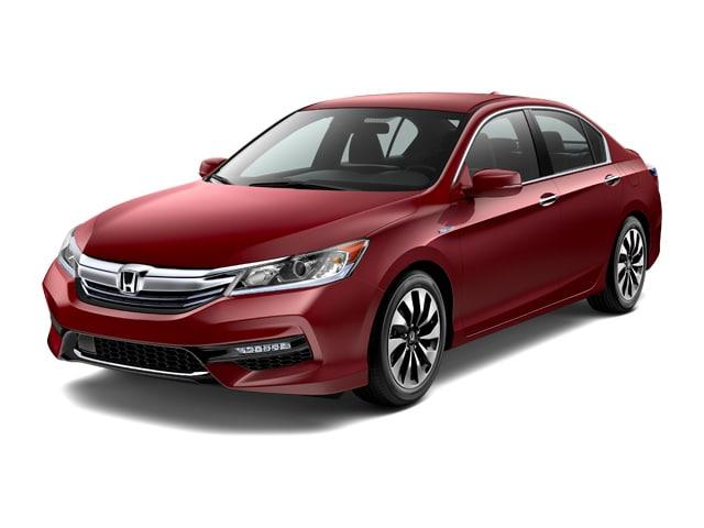 2017 Honda Accord Hybrid Sedan   Charlottesville