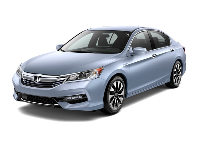 New 2017 Honda Accord Hybrid Base Sedan for sale in Houston