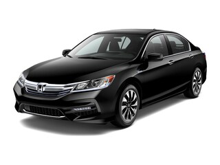 New 2017 Honda Accord Hybrid Base Sedan 69524 Seekonk, MA